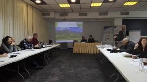 РИОСВ – Монтана участва в кръгла маса за обществено и експертно обсъждане на предварително проучване на обектите на природното наследство в българо-румънския трансграничен регион и техния туристически потенциал