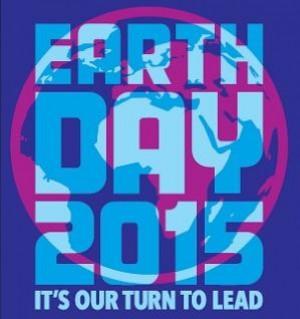 Световен ден на Земята - 22 април 2015 г.