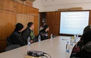 Експерти от РИОСВ – Монтана представиха презентации по повод 2 февруари – Световен ден на влажните зони
