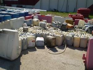 Експерти от  РИОСВ – Монтана извършиха незабавна проверка по повторен сигнал за разнасяне на неприятна миризма от нерегламентираното сметище до нафтостанцията на Безмитна зона – Видин