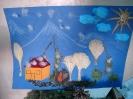 Конкурс за коледна украса от естествени материали 2011